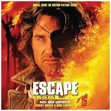 Music From And Inspired By John Carpenter's Escape From LA