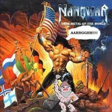 True Metal of the World - Nanowar of Steel