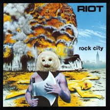 Rock city – Riot