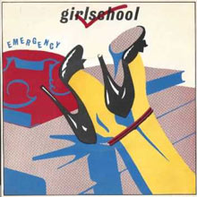 Girlschool---Emergency
