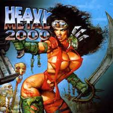 Heavy Metal 2000 Original Soundtrack