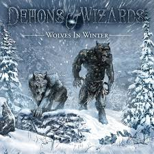 Wolves in winter – Demons & Wizards