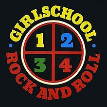 1,2,3,4, Rock 'N' Roll – Girlschool