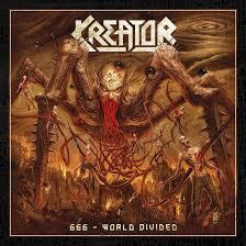 KREATOR - 666 - World Divided