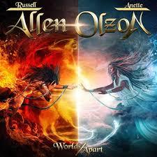 Allen-Olzon - Worlds Apart