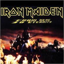 From Here to Eternity - Iron Maiden