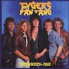 Tygers of Pan Tang - The Wreck-Age