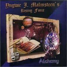 Yngwie Malmsteen - Alchemy