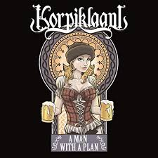 A man with a plan – Korpiklaani