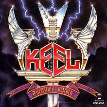 The right to rock – Keel