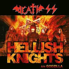 Death SS - Hellish Knights