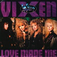 Vixen - Love made me